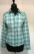 COLUMBIA Sportswear Women Shirt  Casual Walking Ladies Camping Hiking Size XS