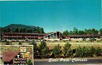 Vintage Postcard - Twin Owls Motor Lodge Colorado Co Un-Posted #1427