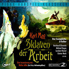Sklaven der Arbeit: Der komplette 2-Teiler - Pidax Hörspiel mp3 CD/NEU/OVP
