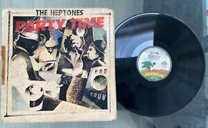 "The Heptones ""Party Time"" 1977 Reggae LP Mango Records United States"