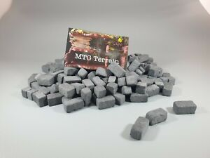XPS Foam Bricks for wargaming and crafting -  WARHAMMER/D&D - terrain building