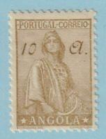 ANGOLA 261  MINT HINGED OG * NO FAULTS EXTRA FINE !
