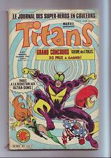 Titans - journal des super heros / 1985 N. 83