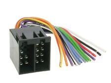Autoradio Anschluss universal ISO Umrüstadapter Adapter ISO-Buchse