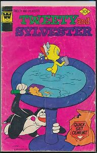 Tweety and Sylvester #64A - Vol. 2 (1964-1984, Western Publishing - Whitman) VG