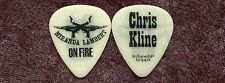 MIRANDA LAMBERT 2012 On Fire Tour Guitar Pick!! CHRIS KLINE custom concert stage