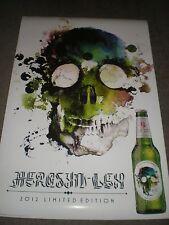 Beck'S Beer - Aerosyn-Lex - 2012 Poster #3