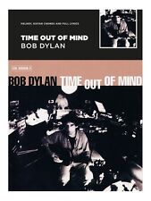 Time Out Of Mind - Bob Dylan: Melody, Guitar Chords And Full Lyrics