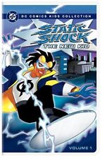 DC Comics Kids Collection Static Shock The New Kid clamshell 2004 VHS superhero