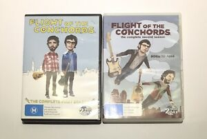 Flight Of The Conchords - Seasons 1 and 2 - DVD - Region 4