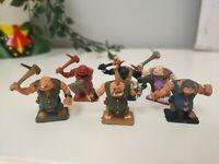 Assorted Painted Heroquest Figures inc OGRES