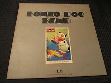 1972 Bonzo Dog Band - Let's Make Up And Be Friendly LP EX/VG+ UAS-5584