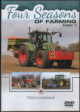 Tractor Farming DVD: FOUR SEASONS OF FARMING PART 1 - Chris Lockwood