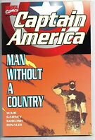 Captain America: Man Without A Country - Marvel TPB by Waid and Garney (1998)