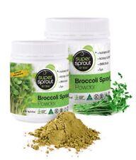 ✅100% Pure SUPER SPROUT  Organic Australian BROCCOLI SPROUT POWDER - 70g