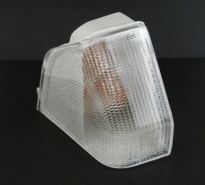 CITROEN BX 1987-1992 FRONT INDICATOR LIGHT LENS REPEATER O/S RIGHT - CLEAR