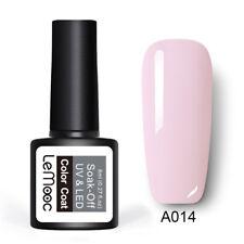 230 Classic Gel Nail Polish Soak off UV Gel Salon Party Show Pink Colors Design
