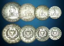 ALBANIA 1957 - SET COINS UNC