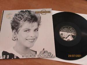 C.  C.  CATCH  -  LIKE  A  HURRICANE  -  rare  KULT -  LP - VG