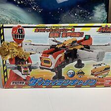 Bandai Mighty Morphin Power Rangers Japanese Edition  Daikaiten Cannon  2014 EUC