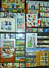 More details for gb 2005 year commemorative stamp collection almost complete vfu ref:ec05