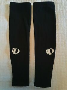 Pearl Izumi Fleece Lined Arm Warmers Cold Winter Warmth Size Small Cycling