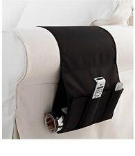 IKEA Remote Control Magazine Holder Storage Pocket TV Couch Lounge Black FLORT