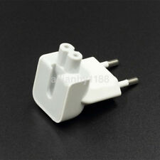 EU AC Power Wall Plug Duck Head For Apple MacBook Pro Air Adapter Charger UK
