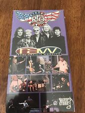 """REO SPEEDWAGON """"RAW"""" REAL ARTISTS WORKING VHS OOP LIVE 2002 New In Package"""