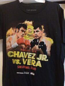 Boxing San Antonio Texas Chavez Jr Vs Better March 1st 2014 Top-rank men's M