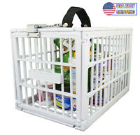 Fridge Locker Box Portable Refrigerator Food Snacks Beverage Medicine Container