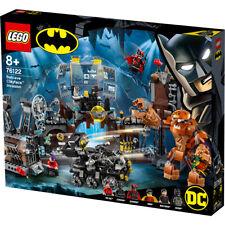 Lego DC Batman Batcave Clayface Invasion Building Set - 76122