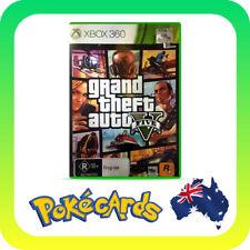 Grand Theft Auto V (Xbox 360, XB360)
