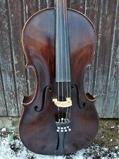 Altes 4/4 Cello mit Zt.