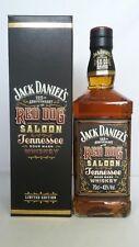 Jack Daniels rouge Dog Saloon Limited Edition Jack Daniel's