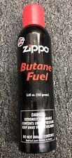 Genuine Zippo Butane Fuel  (5.82oz. 165 grams) **Free Shipping**