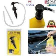 Fluid Transfer Hand Pump Quart Automotive Transmission Work With Gear Oil New US