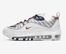 Nike Air Max 98 Premium Trainers Sneakers Multiple Sizes New RRP £150.00