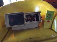 Fisher Price Movie Viewer Theater 463 & Walt Disneys Bambi 480 Film Cartridge