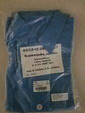 NEW 1967 US VIETNAM WAR convolescent blue military pants & shirt medical. LG