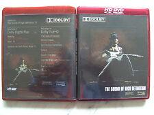 "HD-DVD ""The Sound of High Definition"" - Demonstration Disc 2007 - neuwertig RARE"