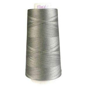Maxi-Lock All-Purpose Serger Thread Tex 27 - 3000 Yard Cone - Pick Color