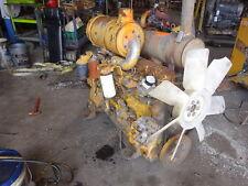 Komatsu S6d105 1 Diesel Engine Runs Mint Video Rare Wa250 Loader Grader