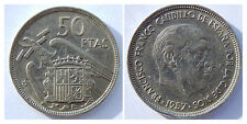 Espagne : 50 pesetas 1957 (58)