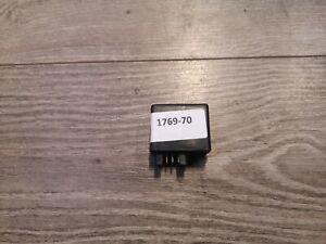 Suzuki GSR 750 11 16 Relais Blinker Relay C5 1769-70