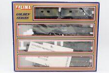 LIMA HO 1/87 COFFRET #149704G RAME MILITAIRE ET WAGON CANON LEOPOLD