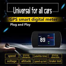 Coche Hud Visor Frontal OBD2 Velocidad Sistema Smart Digital Medidor Oferta Hot