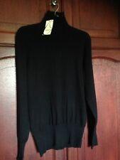 80% ALGODÓN RODILLO SUPERIOR Sweater L