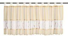 Gestreifte Gardinen & Vorhänge mit 50 cm-Breite für die Küche 41