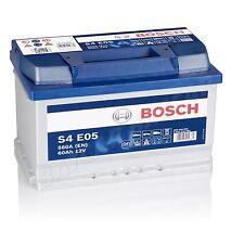 Autobatterie BOSCH  12V 60Ah 560 A/EN EFB S4 E05 EFB 60 Ah TOP ANGEBOT